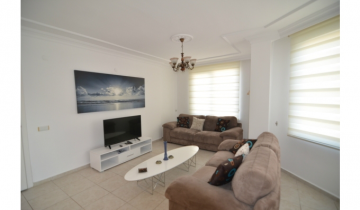 Alanya Daily Rent Penthouse Apartment